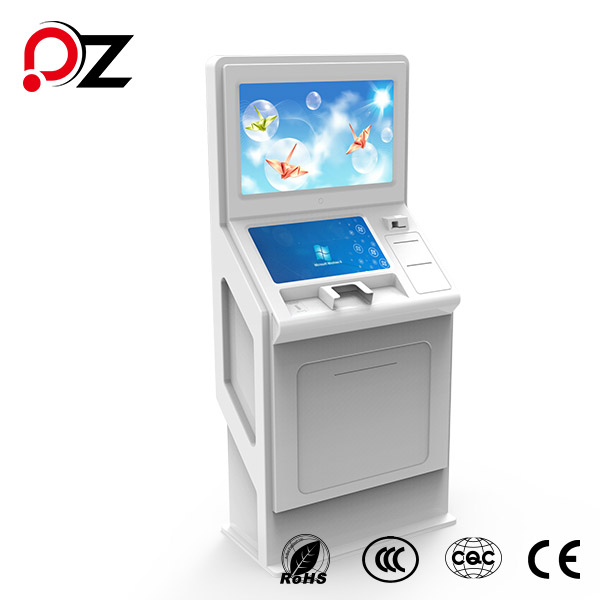 Customizable self service ticket vending machine touch screen payment kiosk-Guangzhou PANZHONG Intelligence Technology Co., Ltd.