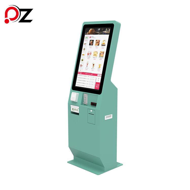 ordering kiosk restaurant self service machine floor standing-Guangzhou PANZHONG Intelligence Technology Co., Ltd.