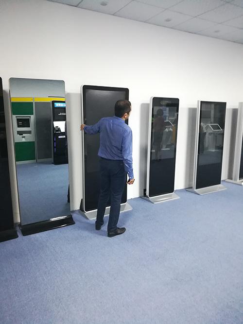 伊朗客户来访,磐众智能向国际更近一步-广州磐众智能科技有限公司