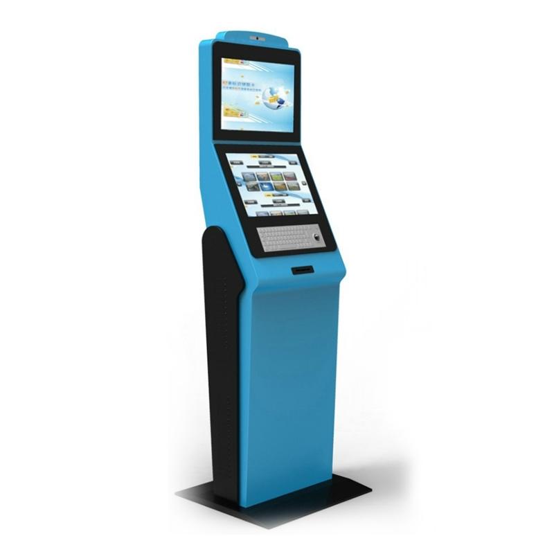 智能双屏终端/PZ-23.6SZD/一体机/查询机/广告机-广州磐众智能科技有限公司