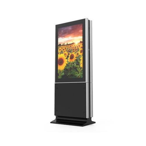 42寸立式双屏广告机PZ-42BE1-广州磐众智能科技有限公司