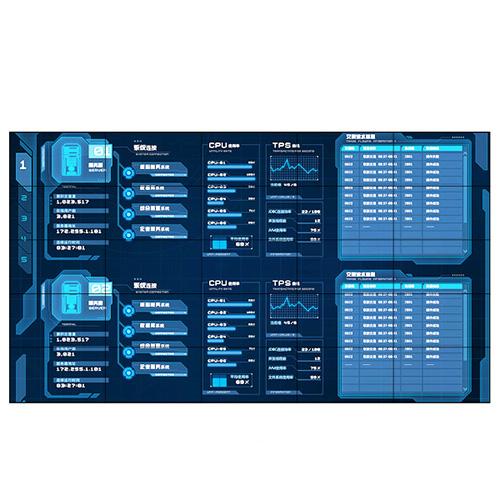 55寸液晶拼接屏PZ-55DID-35-5×5-广州磐众智能科技有限公司