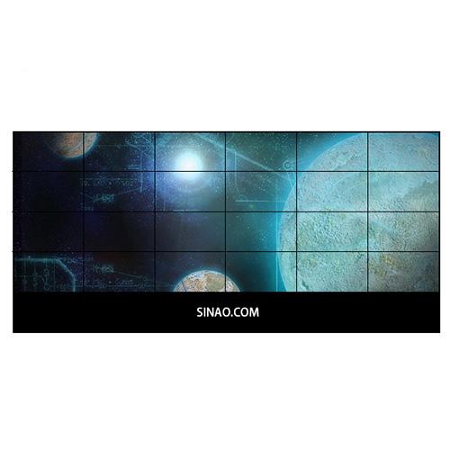 46寸液晶拼接屏PZ-46DID-35-6×4-广州磐众智能科技有限公司