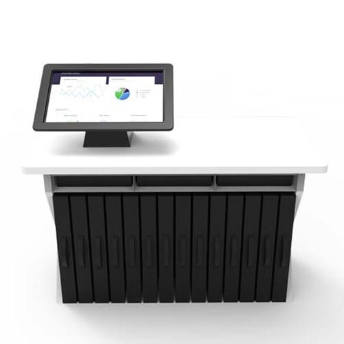 22寸桌面式触摸一体机/茶几式一体机/PZ-22ZDTC-广州磐众智能科技有限公司