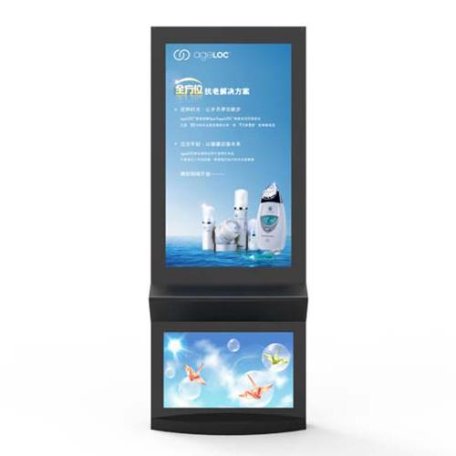 70寸触摸一体机+42寸广告机-广州磐众智能科技有限公司