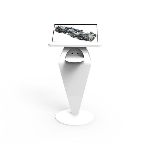 22寸卧式触摸一体机/查询机/展示机  PZ-22WDH-广州磐众智能科技有限公司