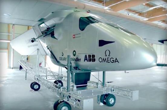 Solar Impulse太阳能飞机开始全球飞行-广州磐众智能科技有限公司