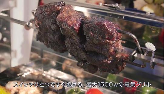 吃货们有福了!日产推出终极智能烧烤概念车-广州磐众智能科技有限公司
