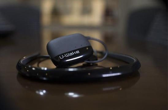 U-Wake可穿戴头箍知道你是否疲劳驾驶-广州磐众智能科技有限公司