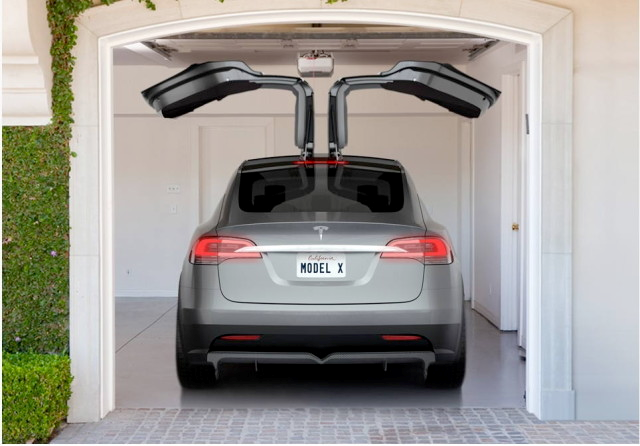 特斯拉Model X将成首款有拖车能力的电动汽车-广州磐众智能科技有限公司