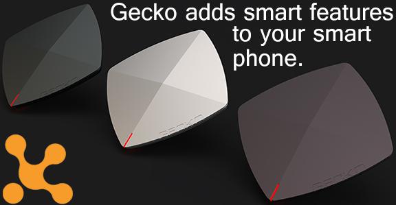 手机伴侣Gecko:解放双手 智能手机的延伸-广州磐众智能科技有限公司
