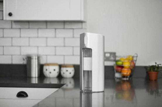 能提醒你喝水的智能净水器 让你随时有水喝-广州磐众智能科技有限公司