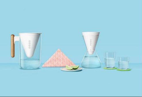 Soma滤水器:出众设计改变使用体验-广州磐众智能科技有限公司