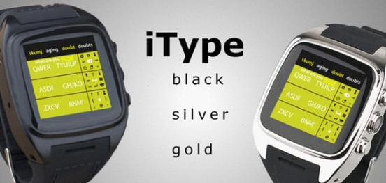 这款智能手表能让你不费力地在上面打字-广州磐众智能科技有限公司