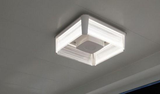 Cree推出新型办公LED灯具 能监测人流-广州磐众智能科技有限公司