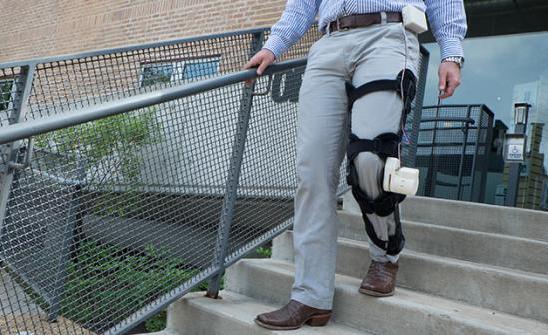 散散步 腿部支撑带就可以发电供人工心脏使用-广州磐众智能科技有限公司