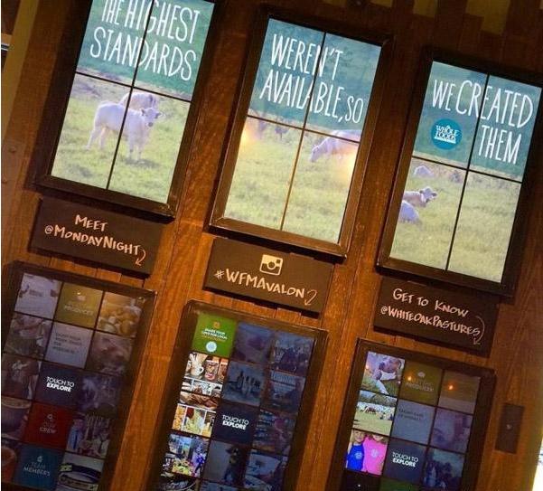 Whole Foods亚特兰大新旗舰店完成数字化-广州磐众智能科技有限公司