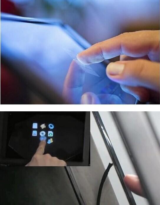 全息触摸技术:投射到空气中可悬空操作-广州磐众智能科技有限公司