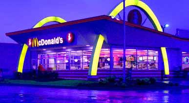 麦当劳借助数字标牌扭转销售颓势-广州磐众智能科技有限公司