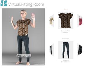 eBay收购3D虚拟试衣服务PhiSix-广州磐众智能科技有限公司