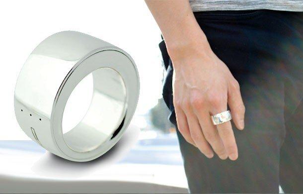 控制智能设备的神奇戒指-广州磐众智能科技有限公司
