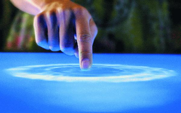 微软3D触觉反馈触摸屏 可帮助医生-广州磐众智能科技有限公司
