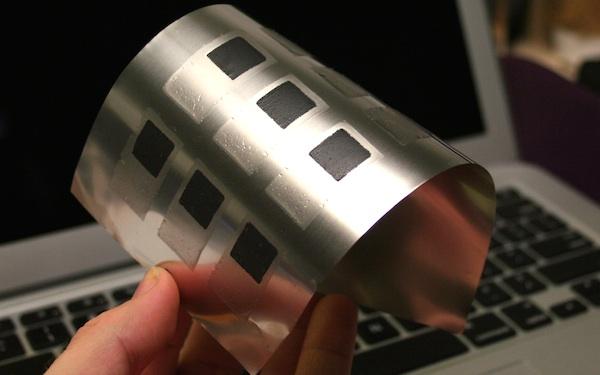 可打印的柔性电池 可用于可穿戴设备-广州磐众智能科技有限公司