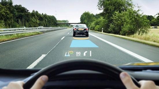未来汽车玻璃变身显示器 开车如同玩游戏-广州磐众智能科技有限公司