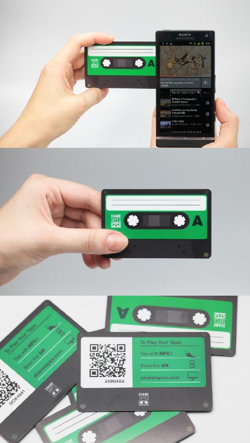卡片磁带 在回忆中享受科技-广州磐众智能科技有限公司