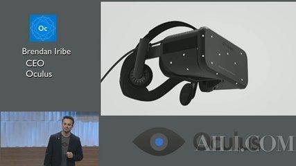 Oculus发布VR头戴设备新原型Crescent Bay-广州磐众智能科技有限公司