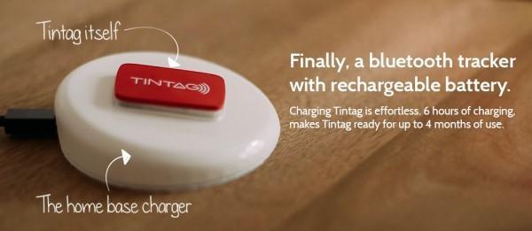蓝牙标签可以无线充电 充6小时用4个月-广州磐众智能科技有限公司