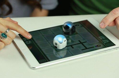 神奇的玩具 Ozobot小机器人!-广州磐众智能科技有限公司