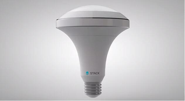 特斯拉设计的智能灯:比LED灯省一半电-广州磐众智能科技有限公司