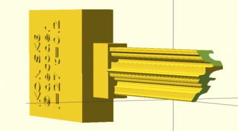 3D打印万能钥匙 秒杀防盗锁--广州磐众智能科技有限公司