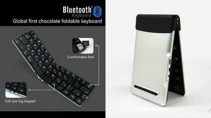 可放进口袋的折叠键盘--广州磐众智能科技有限公司