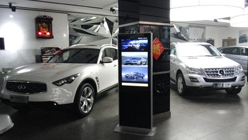 4S店广告展示方案--广州磐众智能科技有限公司
