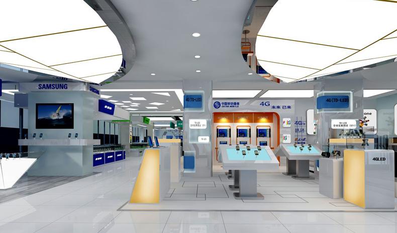 营业厅多媒体应用--广州磐众智能科技有限公司