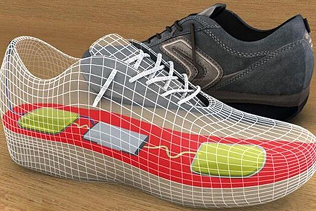 一款走路就可以发电的鞋子--广州磐众智能科技有限公司