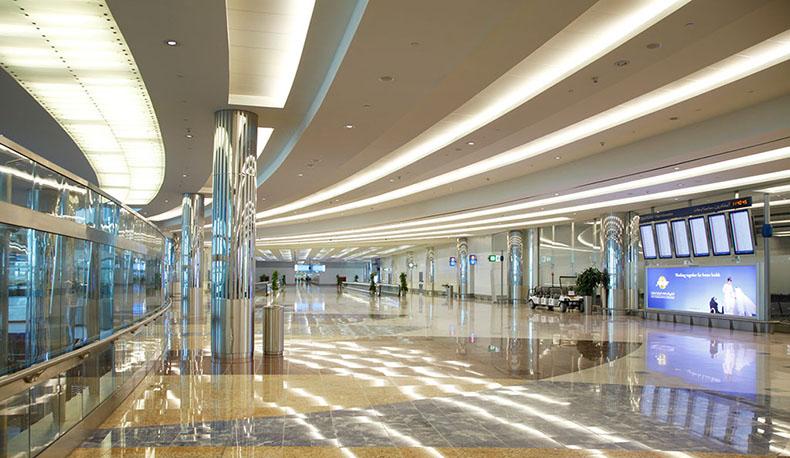机场信息发布系统--广州磐众智能科技有限公司