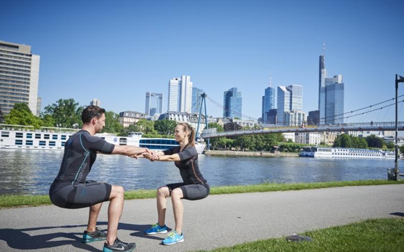 ANTELOPE智能健身衣--广州磐众智能科技有限公司