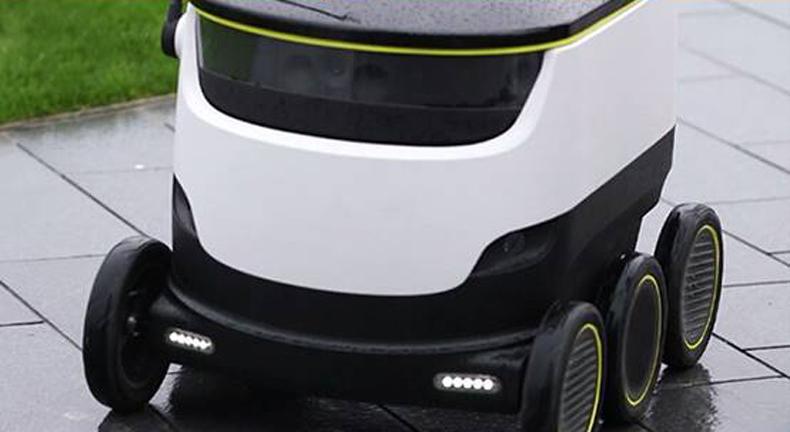 瑞士使用机器人投递快件 快递小哥将失业?--广州磐众智能科技有限公司