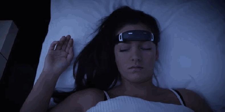iBand智能无线蓝牙EEG头环--广州磐众智能科技有限公司