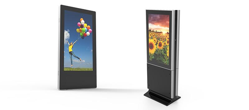 使用液晶广告机的好处--广州磐众智能科技有限公司