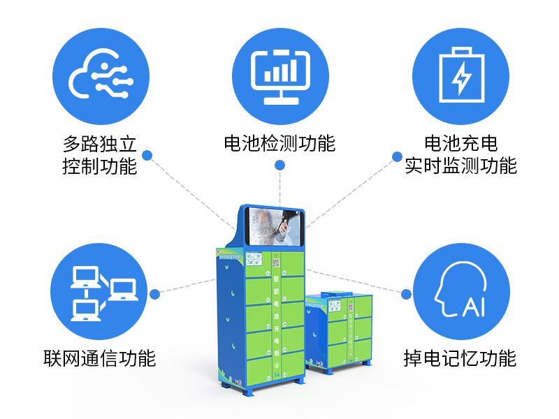 多路独立控制功能-电池检测功能-电池充电实时监测功能-联网通信功能-掉电记忆功能-广州磐众智能科技有限公司