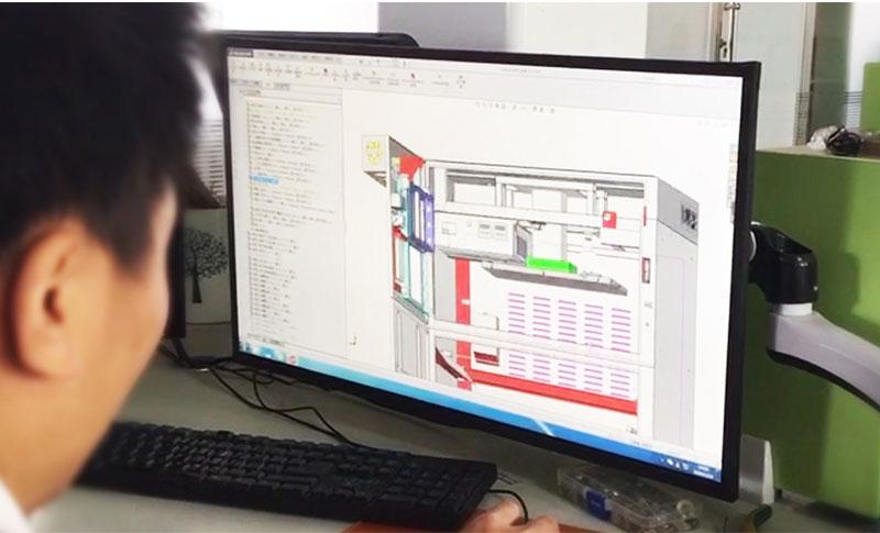 机箱机柜内部结构设计-广州磐众智能科技有限公司