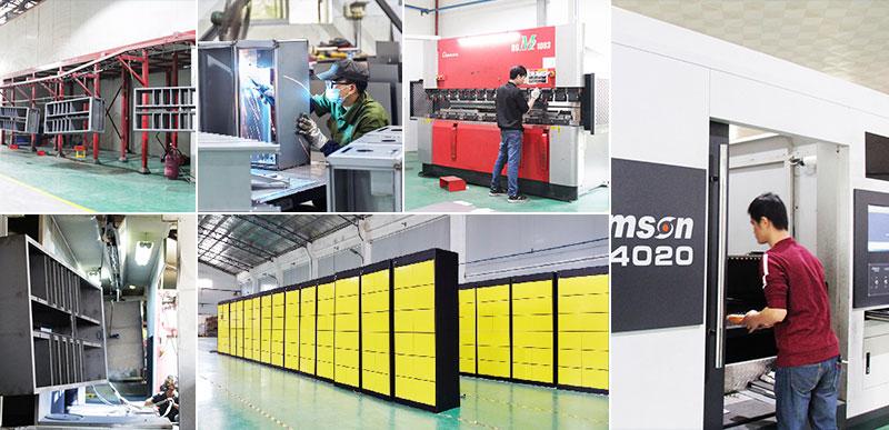 钣金性能-制作过程-广州磐众智能科技有限公司